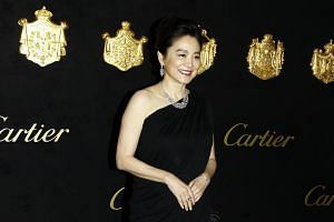 Lin Ching-hsia apparently felt it was the right time to pursue a new life since her daughters were now aged 22 and 16.