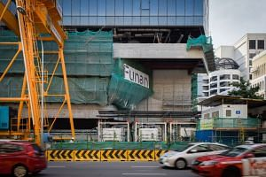Funan, now being revamped, is set to be the first mall here to use facial scanning to aid shoppers, says its owner CapitaLand Mall Trust.