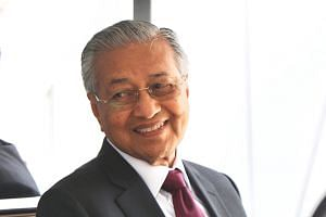 Malaysian Prime Minister Mahathir Mohamad, 93, said he hoped to be able to solve many of the problems plaguing his country but added that he