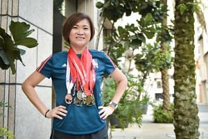Irene Yap is set to compete in her 13th straight Great Eastern Women's Run on Oct 4, 2018.