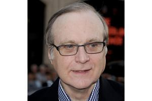 Co-founder of Microsoft Corporation Paul Allen in a file photo in 2014. He left Microsoft in 1983 after his treatment for Hodgkin's lymphoma.