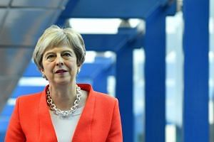 Prime Minister Theresa May said the EU's free movement of people will end with Brexit.