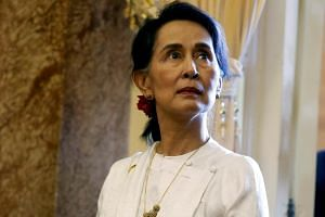 The House of Commons granted the privilege to Myanmar leader Aung San Suu Kyi in 2007, but her international reputation has since been tarnished.