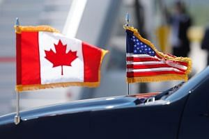 The trade accord between the US and Canada that came together emerged from a frenzied, 72-hour push that capped 13 months of glacial negotiations.