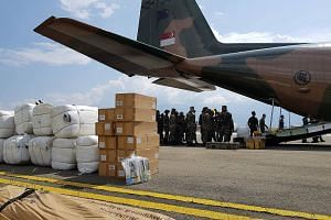 In the days following last Friday's quake, close to 30 countries have offered to help Indonesia, including Singapore. Two Republic of Singapore Air Force C-130 aircraft have been sent to Palu with humanitarian aid.