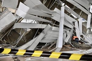 The 7.4-magnitude earthquake caused widespread infrastructural damage in Indonesia's Sulawesi region.