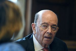 """US Commerce Secretary Wilbur Ross signalled that Washington may replicate a """"poison pill"""" provision to exert pressure on China to open its markets."""