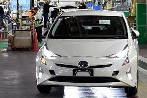 Toyota's latest recall comes one month after another recall that affected more than one million hybrid cars due to a technical problem that could cause fires.