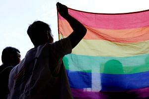 Taiwan's constitutional court had declared in May 2017 that same-sex couples have the right to legally marry.