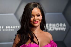 Rihanna (above) took to Instagram to urge her fans to sign up before deadline.