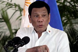 Philippine President Rodrigo Duterte faces a slowing economy and setbacks in his efforts to tackle illicit drugs and cut state corruption.