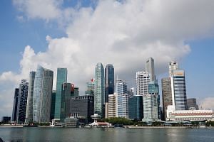 Singapore's GDP had grown by 4.6 per cent year on year in the first quarter, and 4.1 per cent year on year in the second quarter.