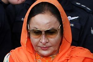 In June, Beirut-based Global Royalty Trading sued Rosmah Mansor over an unpaid $20 million shipment of jewellery it said it sent to her in February.