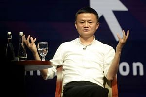 Mr Jack Ma said he wanted to set up a Jack Ma Institute to train Indonesians on e-commerce and the Internet.