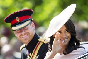Kensington Palace has announced that Britain's Prince Harry and his wife Meghan, the Duchess of Sussex, are expecting a baby in the spring of 2019.