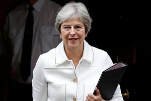 British Prime Minister Theresa May said she believed a Brexit agreement was still achievable, although European Council President Donald Tusk warned that the chances of a no-deal divorce had increased.