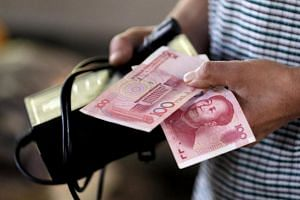 As of the end of last year, China's outstanding government debt on balance sheets amounted to 29.95 trillion yuan.