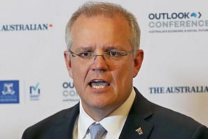 Mr Scott Morrison has been criticised for what is seen as a politically desperate move.