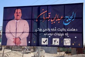 Election candidate Abdul Jabar Qahraman was blown up on Oct 17, 2018, by a bomb placed under his sofa in the southern province of Helmand. At least 10 election candidates have been killed so far.