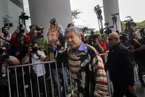 Malaysia's former deputy prime minister Ahmad Zahid Hamidi will face several charges under the the Malaysian Anti-Corruption Commission Act and the Anti-Money Laundering Act.