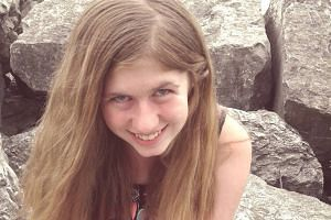 Jayme Closs, 13, is pictured in an undated handout photo.