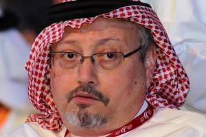 Columnist Jamal Khashoggi left Saudi Arabia last year, saying he feared retribution for his criticism of Saudi policy on the Yemen war and its crackdown on dissent.