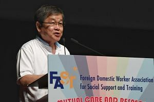 Plans are afoot to rent the now-defunct Telok Kurau Secondary School building as the new clubhouse under the Foreign Domestic Worker Association for Social Support and Training (Fast), Fast's president Seah Seng Choon announced on Oct 21, 2018.