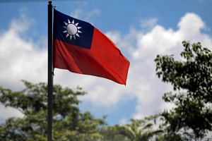 China still sees Taiwan as part of its territory to be reunified, despite the two sides being ruled separately since the end of a civil war on the mainland in 1949.