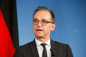 Germany's Foreign Minister Heiko Maas said that Germany would fight with