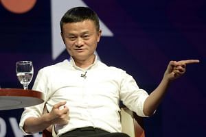 E-commerce giant Alibaba's Jack Ma returned to the top of the list for the first time since 2014 with a net worth of US$34.6 billion, down US$4 billion from a year ago.