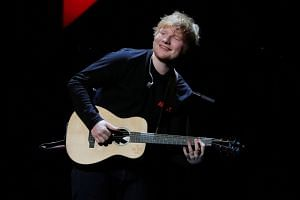 Tickets to Ed Sheeran's two-night concert in November 2017 sold out quickly after they went on sale in May, although it was at a smaller venue, the Singapore Indoor Stadium.