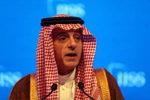 Saudi Arabia's Foreign Minister Adel al-Jubeir said Riyadh's relations with the US were