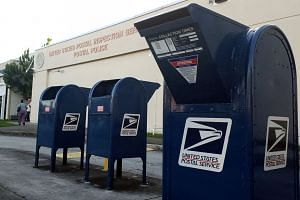 The authorities believe the packages, which were intercepted before reaching their intended recipients, all went through the US Postal Service at some point, a source said.