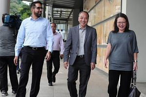 At the close of their online appeal, WP chairman Sylvia Lim, secretary-general Pritam Singh and former chief Low Thia Khiang had raised a total of $1,008,802.