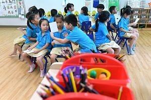 The Government has done much in recent years to raise the quality of pre-schooling and make it more accessible to poor children. This includes setting aside some 30 per cent of places at the Education Ministry-run kindergartens for children from lowe