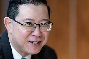 Finance Minister Lim Guan Eng.