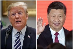 President Donald Trump's telephone call with Chinese President Xi Jinping prompted the push for a possible deal with China.