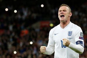 Wayne Rooney has not played international football for nearly two years. But he will wear the Three Lions shirt one last time for the friendly at Wembley on Nov 15, 2018.