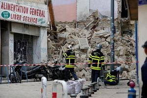 A fifth body was recovered under the rubble of the dilapidated buildings, which crumbled suddenly in the working-class district of Noailles in the heart of the port city Marseille.