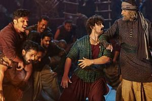 Thugs of Hindostan is set in the late 1700s, with a band of thugs aspiring to free Hindostan from the clutches of British colonisers.