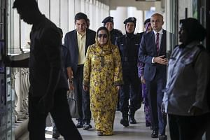 Rosmah Mansor faces 17 charges of money laundering and failing to declare her income to the Inland Revenue Board of Malaysia.