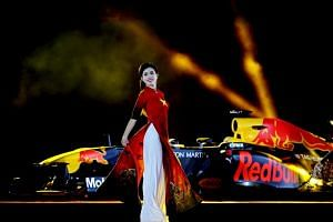 Vietnam is the first race contract negotiated by Liberty media since the US-based company took over Formula One's commercial rights in January 2017.