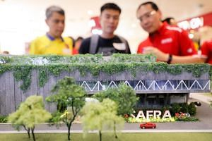 Safra Choa Chu Kang, which will become the seventh such clubhouse here, will feature a sheltered pool and aqua gym, as well as a 50,000 sq ft fitness and wellness hub.