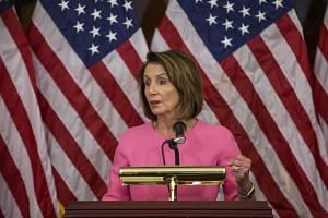 Representative Nancy Pelosi and other top Democrats toiled during the campaign to stay wedded to a carefully honed, poll-tested agenda that would be broadly popular.