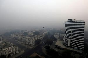 Each winter, New Delhi chokes through haze so extreme that levels of airborne pollutants eclipse safe limits by more than 30 times.