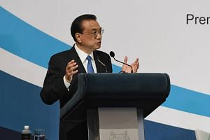 Premier Li Keqiang is in Singapore on his first official visit as premier and will be attending Asean-related meetings before leaving on Nov 16, 2018.