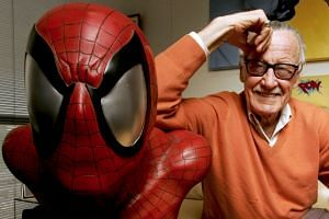 Stan Lee dreamed up Spider-Man, Iron Man, the Hulk and a cavalcade of other Marvel Comics superheroes that became mythic figures in pop culture with soaring success at the movie box office.