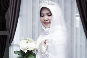 Ms Intan Syari and her late fiance had decided on Nov 11 as their wedding day.