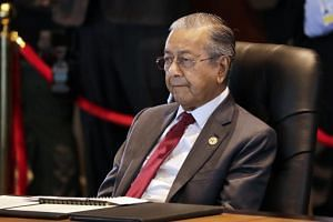 Malaysian PM Mahathir Mohamad said that plans to ratify the UN's ICERD treaty may be abandoned.