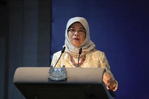 President Halimah Yacob will visit four cities in the Netherlands, including the capital Amsterdam, and its seat of government in The Hague.
